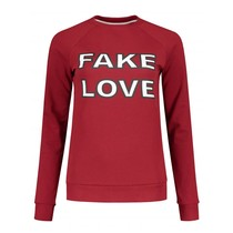 Fake Love Sweater