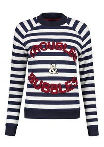 Troubles & Bubbles Sweater