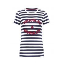 Troubles Stripe T-shirt
