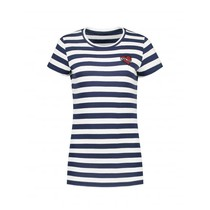 Striped Love T-shirt
