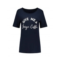 Large Coffee T-shirt