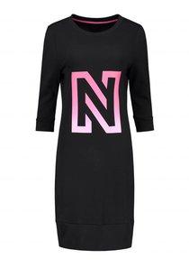 N Logo Sweatdress