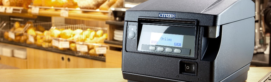 Kassabon printers