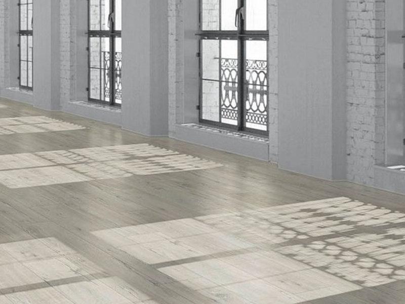 Cleanfloor Cleanfloor De luxe XXL Vintage Wit
