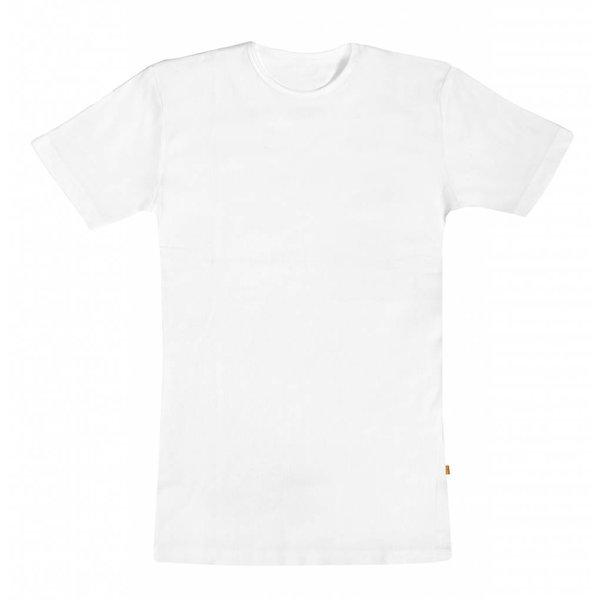 Claesen's Claesen's Rib Shirt White