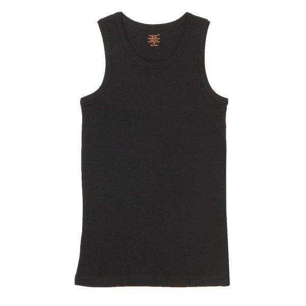 Claesen's Claesen's Men's Singlet Black
