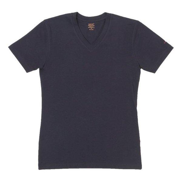 Claesen's Claesen's V-Neck T-Shirt Navy