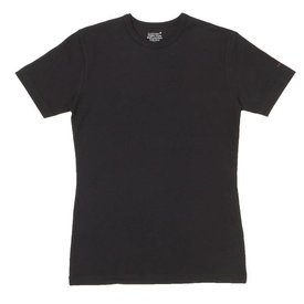 Claesen's Claesen's T-Shirts Short Sleeve 2-Pack Black