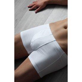 Claesen's Claesen's Boxer Hip Short White