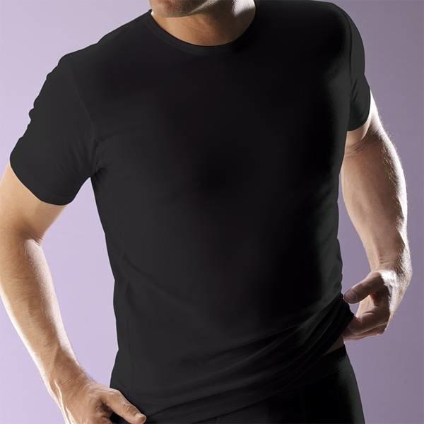 RJ RJ T-Shirt Black