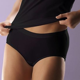 RJ RJ Ladies Maxi Brief Black