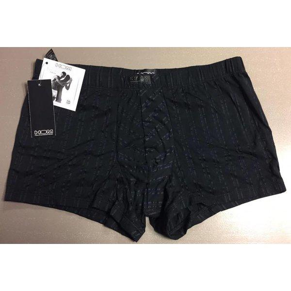 HOM HOM Supreme Cotton Boxer Black