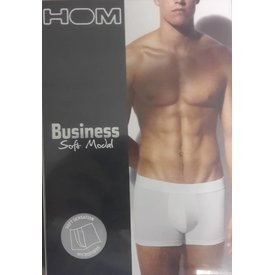 HOM HOM Business Soft Modal Boxer Black