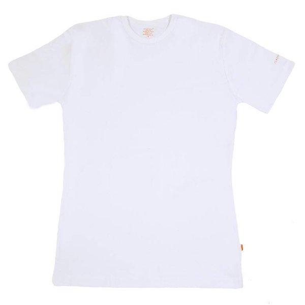 Claesen's Claesen's SS 2-Pack Slim Fit White