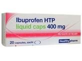 Healthypharm Ibuprofen 400mg liquid