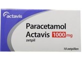 Actavis Paracetamol 1000 mg