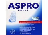 Aspro Aspro bruis 500mg