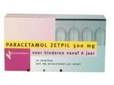 Healthypharm Paracetamol 500mg