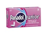 Panadol Panadol junior 125mg