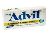 Advil Advil liquid caps 200