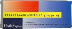 Paracetamol comp 500/50mg