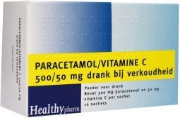 Paracetamol & vit C