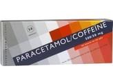 Leidapharm Paracetamol/ coffeine CP 550