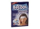 Be Cool Cura-cool migraine strips
