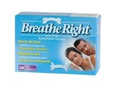 Breathe Right Neusstrips clear