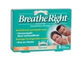Breathe Right Neusstrips menthol