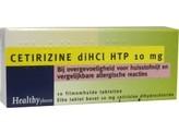 Healthypharm Cetirizine 10mg