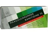 Leidapharm Ranitidine 75mg