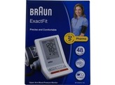 Braun Bloeddrukmeter exact fit arm BP4900