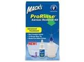 Macks Prorinse earwax kit