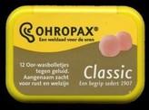 Ohropax Geluiddemper lawaai classic