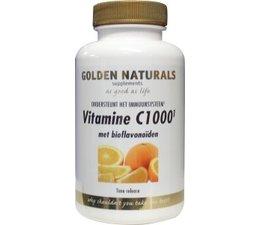 Golden Naturals Vitamine C 1000