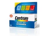 Centrum Select 50+ advanced