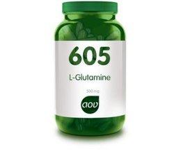 AOV 605 L-Glutamine 500 mg