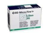 Diversen Microfine + lancet 30 gram x 0.30 mm