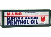 Bophar Menthol oil