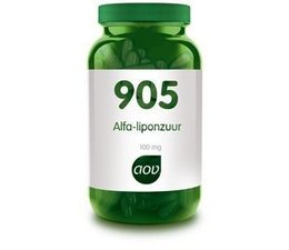 AOV 905 Alfa-Liponzuur