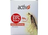 Activo Power ginseng 30%