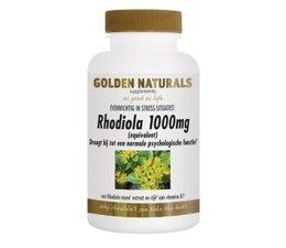 Golden Naturals Rhodiola 1000 mg