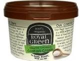Royal Green Kokos cooking cream 500 ml - 3 voor € 12,00