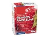 Lamberts Strawberry protein boost