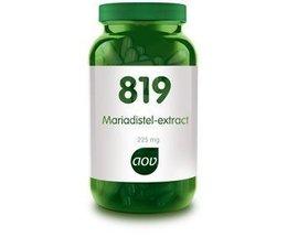 AOV 819 Mariadistel extract 225 mg