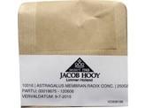 Jacob Hooy Astragalus radix gesneden