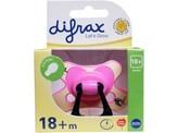 Difrax Fopspeen extra sterk combi meisje