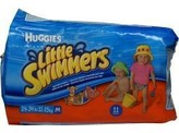 Huggies Little swimmers medium 11-18