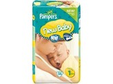 Pampers Pampers, New baby newborn, maat 1